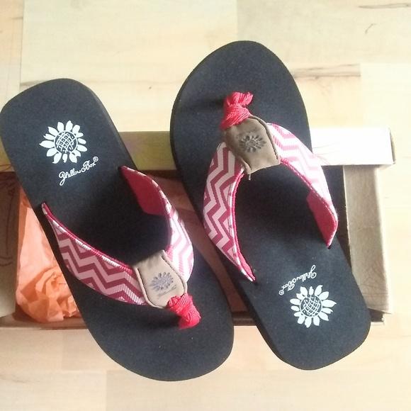 Yellow Box Shoes | Girls Sandals | Poshmark